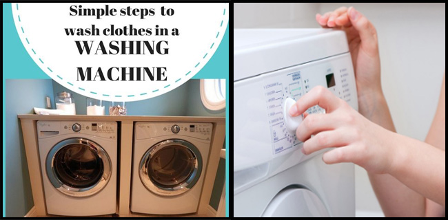 How a Washing Machine Works Step by Step