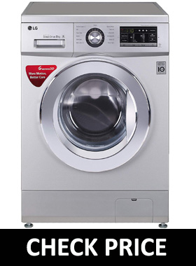 best 8kg front load washing machine in india 2019