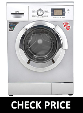 best front loading washing machine in india 2018