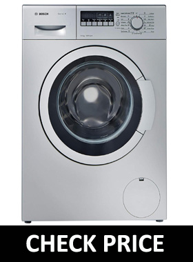 best fully automatic front loading washing machine in india 2019