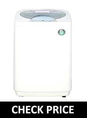 haier top load washing machine