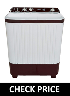 semi automatic top load washing machine