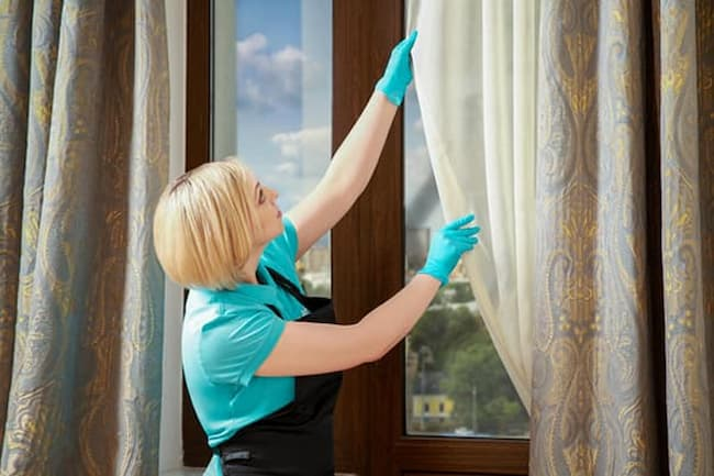 How Often Should Tulle and Other Types of Curtains be Washed in Washing Machine