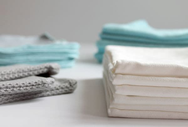 How to wash a microfiber cloth