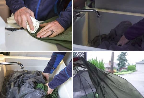 Is it Possible to Wash the Tent in Washing Machine